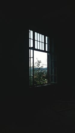 This window give it another world ? Window Indoors  Dark No People Day