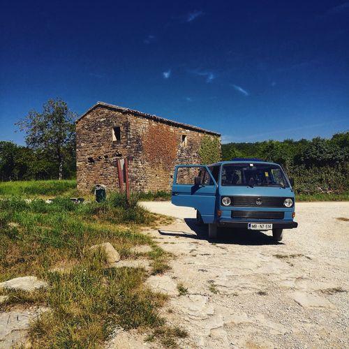 Vantrips Sumertime Holidays ☀ Van Oldhause Beautiful Day Slovenija