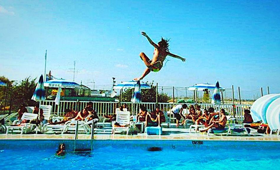 Sweemingpool Splash Water Kids Children Beach Fun Pool Time