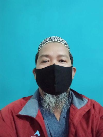 Using masker everyday in work activities