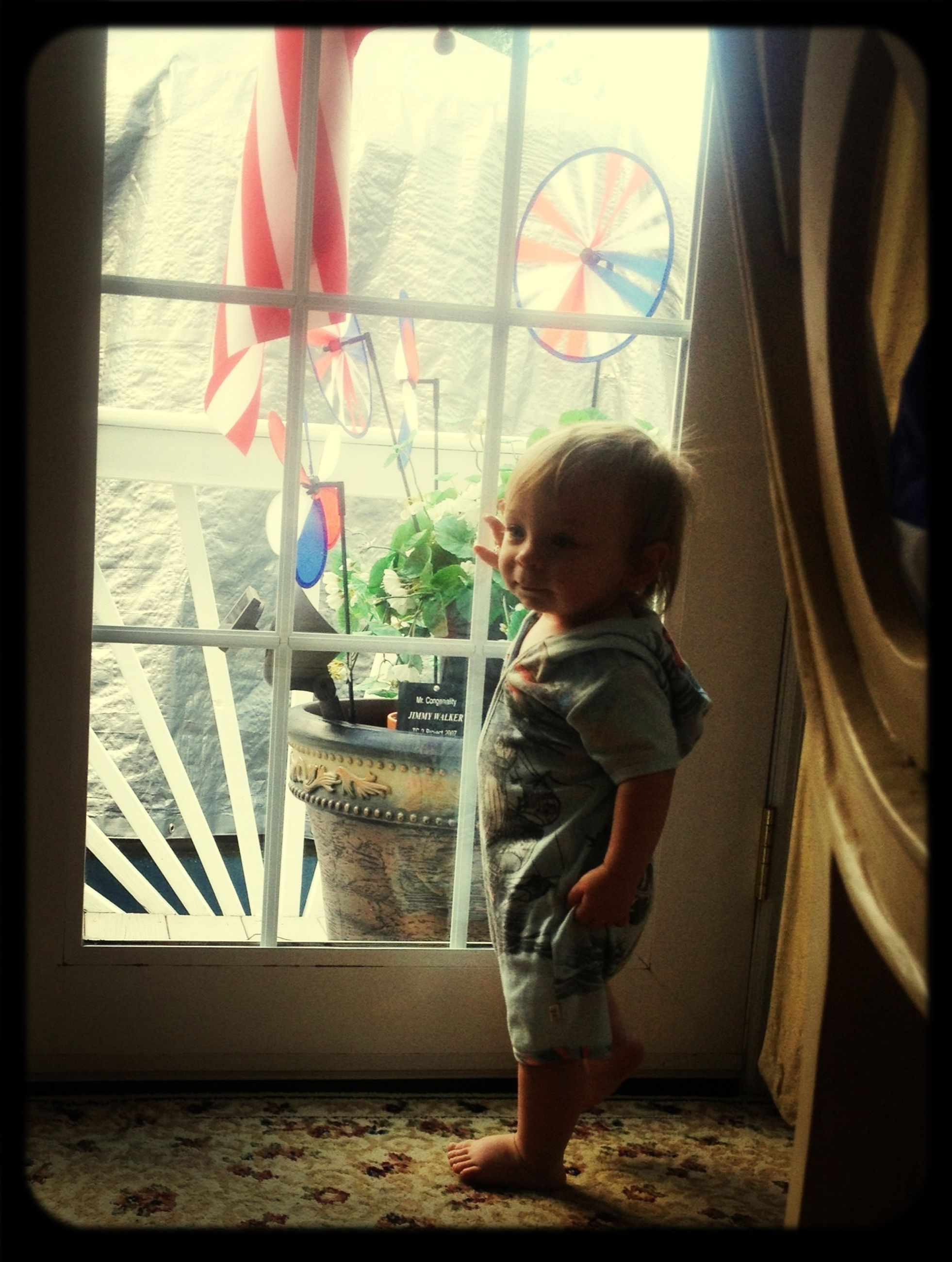 transfer print, auto post production filter, childhood, elementary age, full length, casual clothing, lifestyles, boys, leisure activity, girls, person, sitting, standing, cute, innocence, day, holding