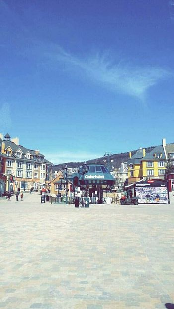 Mont Tremblant, Qc Dance Competition Village First Eyeem Photo