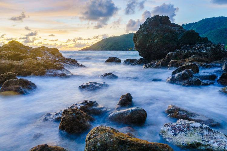 Rock Solid Sea