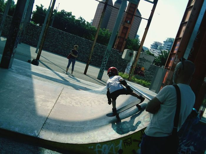 Skatepro Young Wild And Free(; Genitori Bellissimi :') Viviilsognodipapá