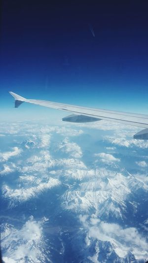 Landscapes With WhiteWall Clouds And Sky Clouds & Sky Clouds Collection Clouds And Mountains Clouds On Parade Plane Planes In The Sky Cloudy Blue Sky Bluebluesky
