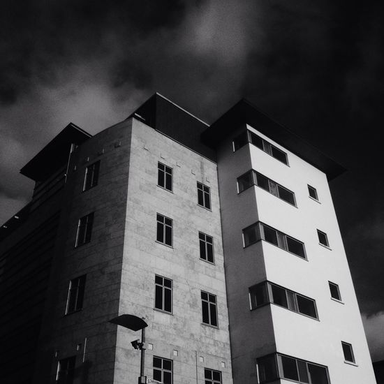 Urban shadow.