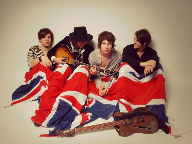 The Kooks My Favorite Bands
