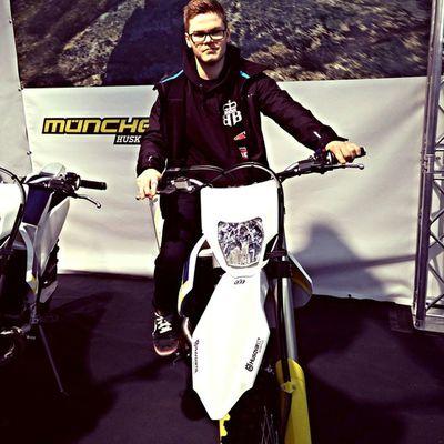 The bike of my dreams 😍 More pics following... Husqvarna Husky Power Fé 350  Dreams Enduro Imot