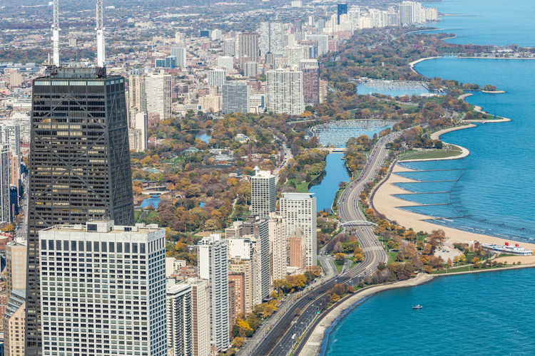 Look at the view Architecture City Building Exterior Built Structure Water Building Sea High Angle View Cityscape Nature Travel Destinations Office Building Exterior No People Transportation Skyscraper Beach Land Aerial View Mode Of Transportation Outdoors Modern Luxury Swimming Pool Sailboat