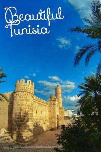 Tunisia Medina Sousse Beautiful Day Enjoying Life Hello World