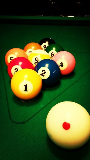 Amsterdam Billiards 9 Ball Pool Billiards