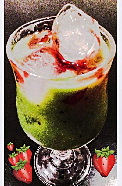 Kiwi Juice Kiwi Strawberry Juice ?????????