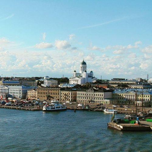 Helsinkicity Triptostockholm Photograph Picoftheday SnapTheMoment Feel The Journey