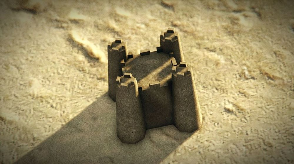 Macro Beauty First Eyeem Photo Grand Theft Auto Sand & Sea Sand Castle Snapmatic
