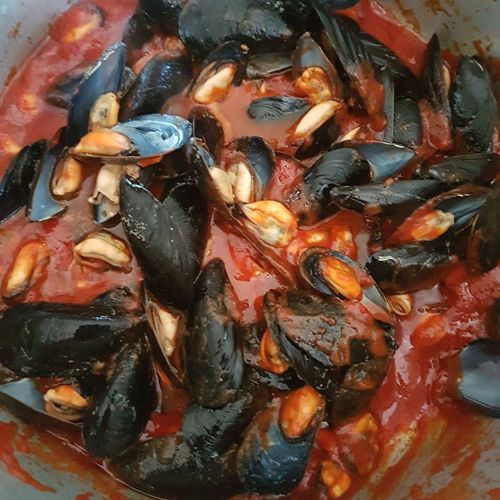 Instafood Instafoodgram Cozze Fame! Pranzotime Lunch Lunchtime Happiness Summer