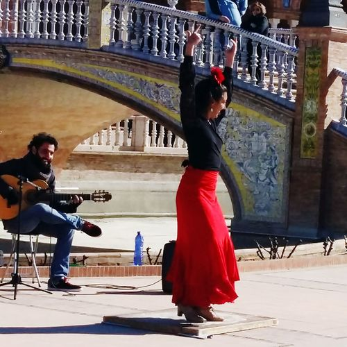 Flamenco.. Traditional Clothing Dancing Day Sevilla Spaın Traveling Mypointofview Another Day Leisure Activity Picoftheday Brandnewday Close-up Flamenco Flamencodancer EyeEm Best Shots Eyes4photography Eyeemphotography EyeEmbestshots Eyeemphoto EyeEm Eyem Gallery Red Passion Tradition People