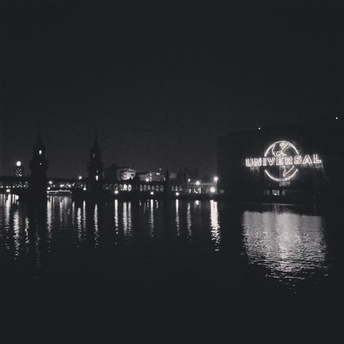 Cuvry Brache Black Lights Sitting On The Spree Berlin Nights