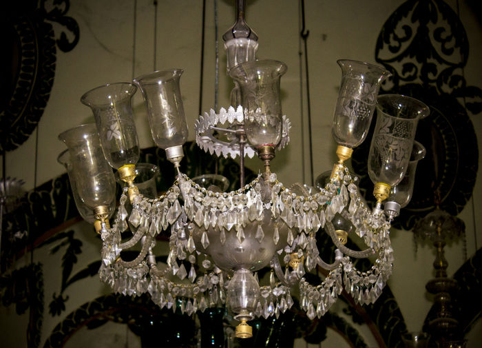 Lighting Equipment Indoors  Hanging Illuminated Crystal Luxury No People Lucknowdiaries❤ Lucknow👌City Lucknowdiaries Travel Photography Chandeliers Chandelier Colourful Close-up Indoors  Lighting Equipment Decoration Hanging Shah Najaf, Lucknow Glass History Royalty