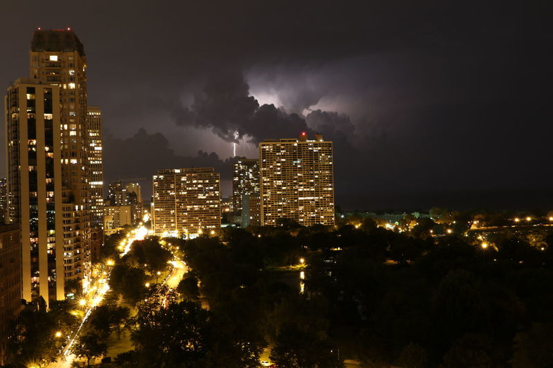 Canonphotography Canon 80D Canon Night Photography Lightning Stormy Weather Amateurphotography Chicago