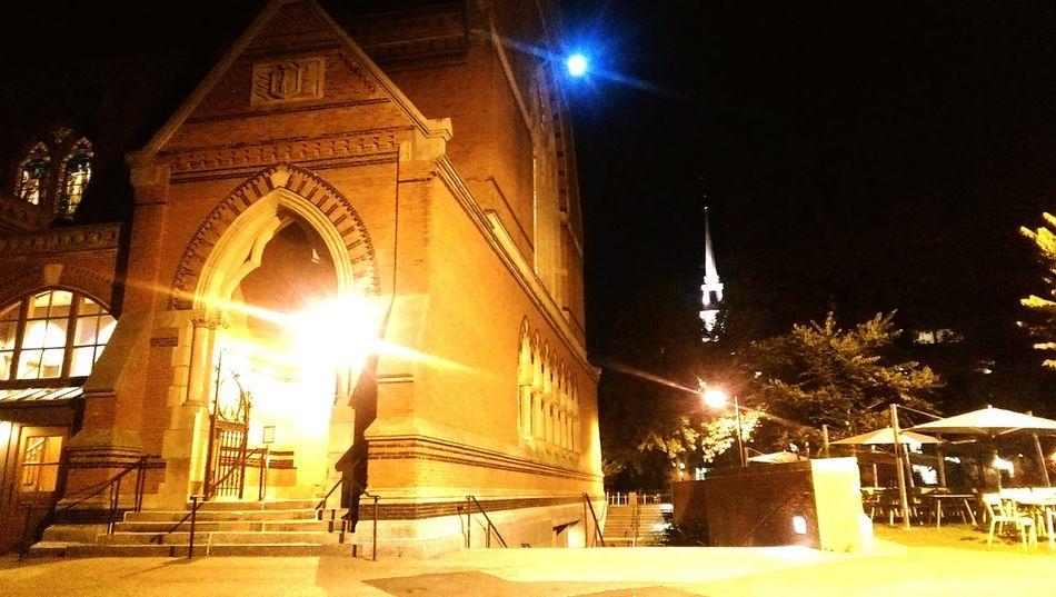Harvardsquare Harvarduniversity Taking Photos Awesome Love Nightphotography Cambridge MA