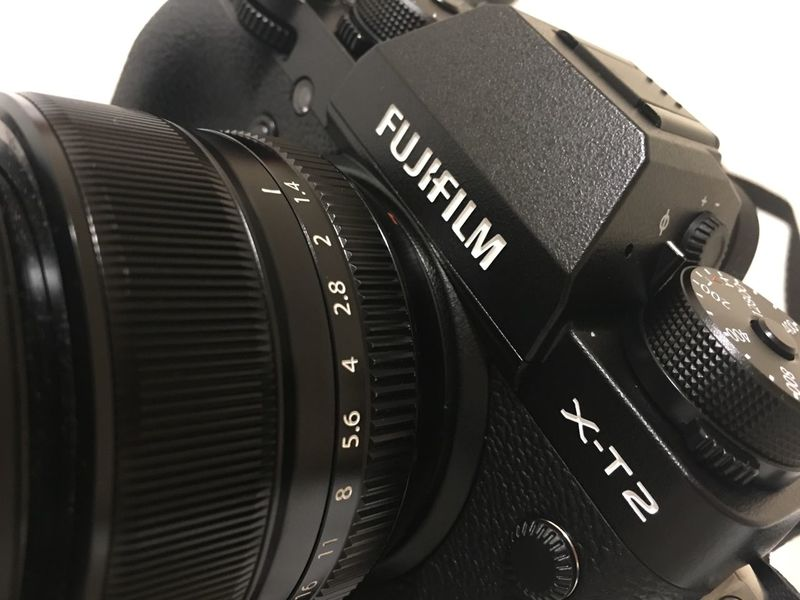 I got a new partner!! Fujifilm FUJIFILMXT2 X-t2 Camera Fujifilm_xseries