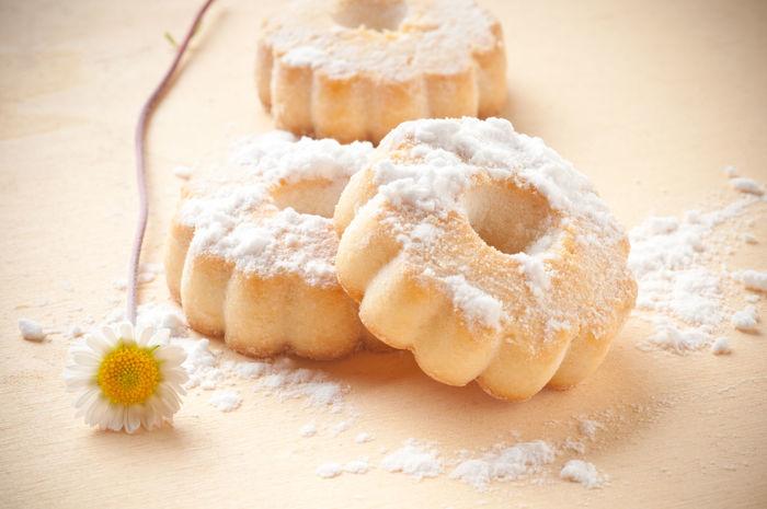 Canestrelli Biscuits Biscuit Food Italian Food Sweet Breakfast Wood Table
