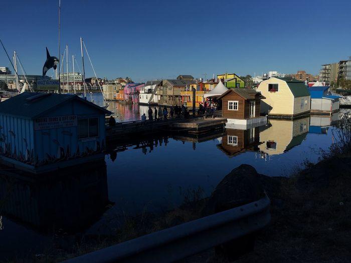 Fisherman's Wharf!