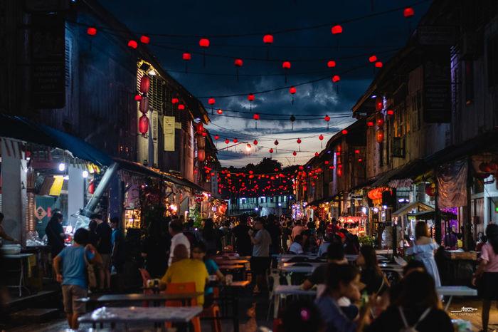 Siniawan Old Town Kuching Sarawak Borneo Malaysia ASIA Photography Photographer Street Streetstyle Streetphotography Streetlife Street_art Street_photography Streetphotos Streetshot Streethappens Landscape Nikon D5600 City Street Street Scene