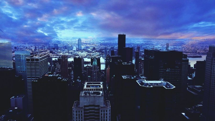 Love the City ✌ First Eyeem Photo