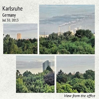 Karlsruhe Germany Office Working 1and1