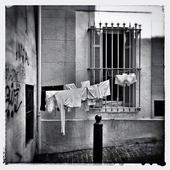 Marseille in B&W Blackandwhite Provence NEM Street NEM Black&white