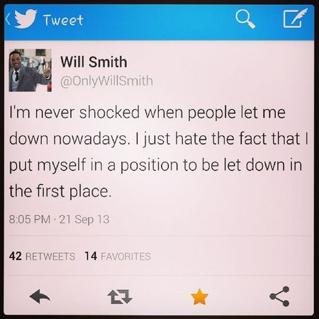 Preach Big Willie!!! Truthhurts Fcuktheworld Peoplelie Disappointment startingallover dontaskquestions donthurther