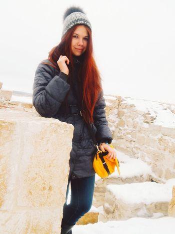 на раскопках в Булгаре Булгария Булгары татарстан раскопки археология руины EyeEm Selects Redhead Young Adult Adult Young Women One Person One Young Woman Only Women Casual Clothing Day Vacations Long Hair EyeEmNewHere