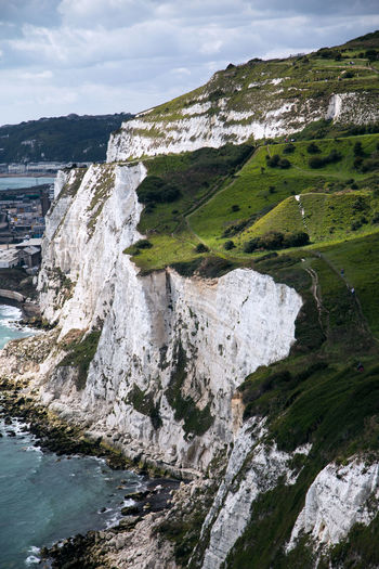 Cliffs Day England Landscape Nature No People Outdoors Seaside Seaside_collection Uk White Cliffs  White Cliffs Of Dover