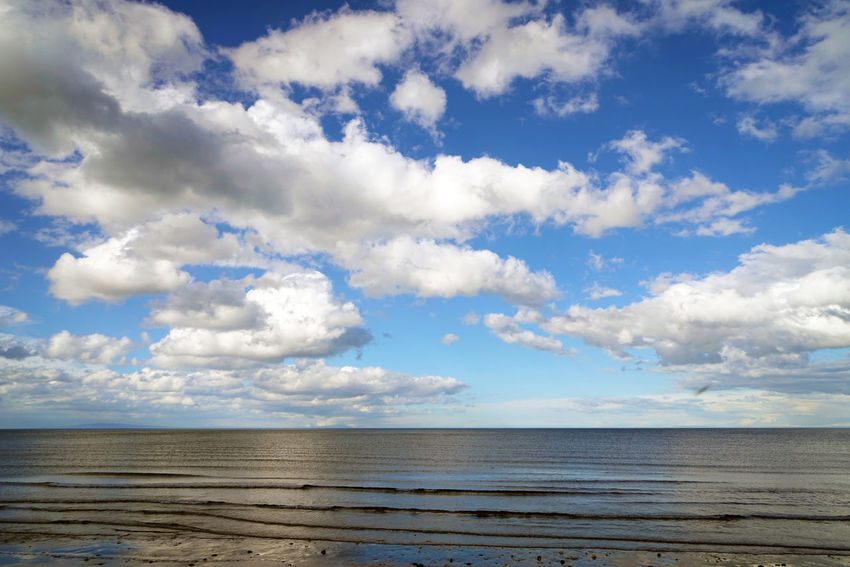 Beauty In Nature Blue Calm Cloud Cloud - Sky Cloudy Coastline Day Horizon Over Water Idyllic Nature No People Non-urban Scene Ocean Outdoors Remote Scenics Sea Seascape Seascape, Calm, Cloudy Shore Sky Tranquil Scene Tranquility Water First Eyeem Photo