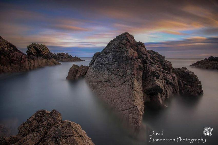 Eyemouth Rocks Eyemouth Scottish Borders Rocks Seascape Seascapes Sunrise Sunrise_sunsets_aroundworld EyeEm Best Shots - Sunsets + Sunrise Northsea Scotland