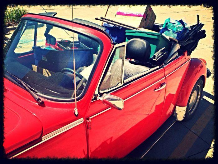 No! Really? Car Volkswagen