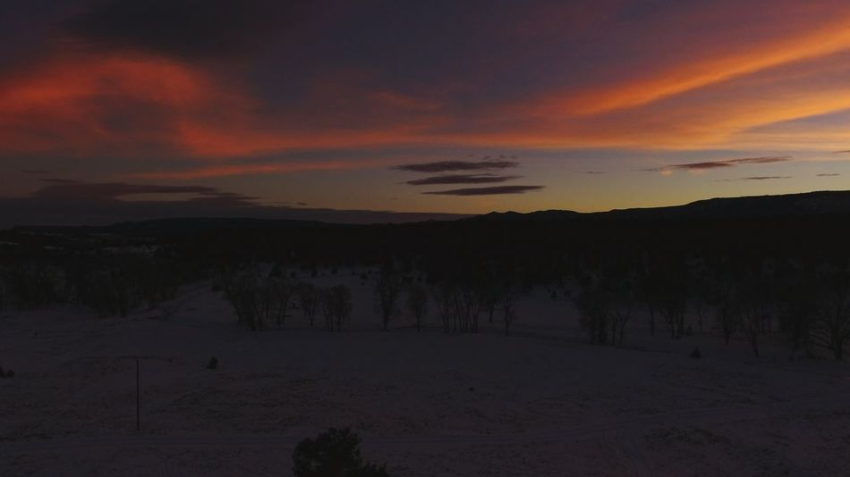 Sunset Dramatic Sky Cloud - Sky Beauty In Nature Cold Temperature NewMexicoTRUE Beauty In Nature Newmexicosunsets Newmexicosunset Newmexicomountain Newmexicoskies Newmexicophotography Air Vehicle DJI Phantom 3 Dji Global Newmexicoskys Dramatic Sky