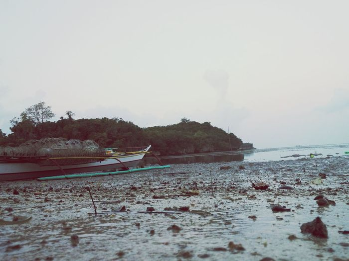 The KIOMI Collection Travel Seashore Sea, Sand, Sky Summertime Summer Sunrise PhonePhotography Low Angle View Low Tide