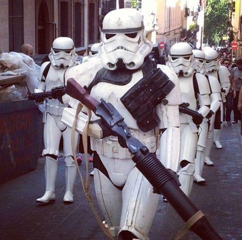Detodounpoco Barrio De Las Letras Stars Wars