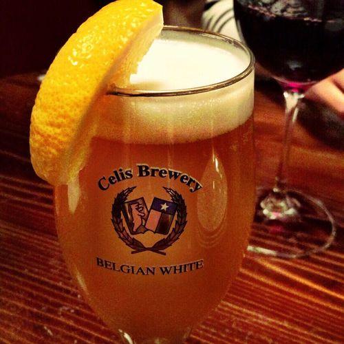 ビールが美味しい