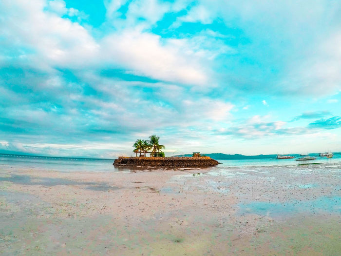 Beach Beauty In Nature Cloud - Sky Eyeem Philippines Horizon Over Water Nature No People Sand Scenics Sea Shore Sky Tranquil Scene Tranquility Water