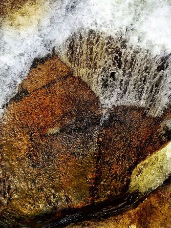 Abstract Photography Close-up Macro Photography Flowing Motion Blur Water Rock Formation Japan Photography InKaratsu