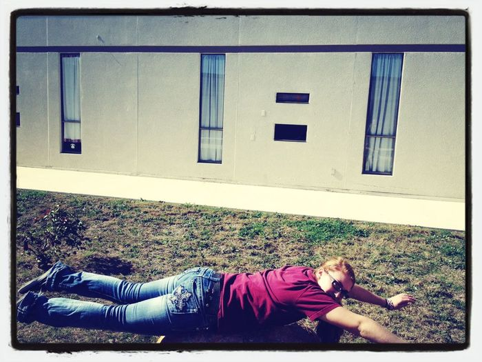 What I Do At School