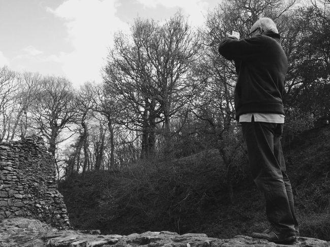 Monochrome Taking Photos Nature my Dad