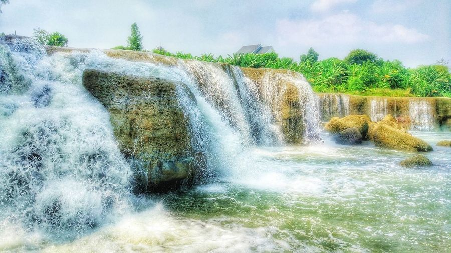 Curug Nature Water Day Waterfall EyeEm Selects