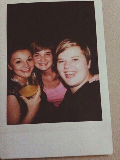 Party GirlsNight Polaroid Malibu