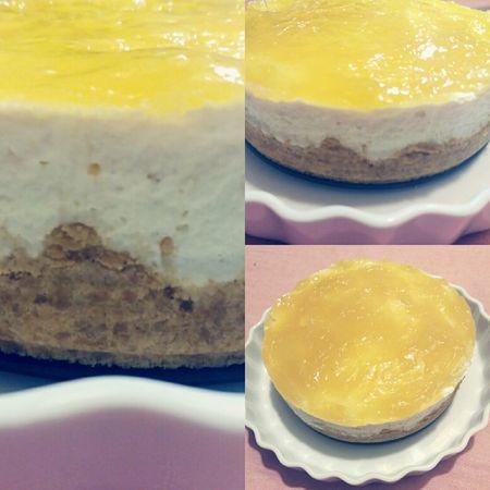 Yellow Freshness Ready-to-eat Plate Lemon Cheescake Vegan Vegan Desserts Food Close-up