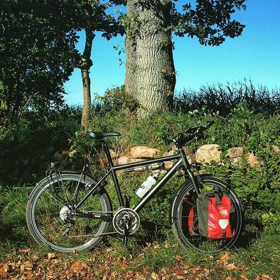 Autumn test tour with the Rose Bikes Activia Pro I 🌞 Good riding and it makes fun to cycle. Some facts about the bike: Shimano XT, Magura HS33, Tubus Lowrider and backpack, B&M Luxus B Light, Hollotech II. Biketouring Cycling Fahrrad Fahrradfahren Sport Outdoor Picoftheday Instamood Fitfornix Weekend 😚 Rosebike 😚 Magura ShimanoXT Reiserad Testfahrt Instabike Test