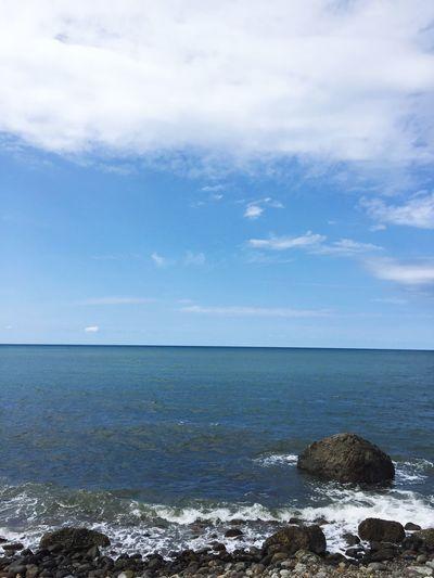 日本海! Hi!